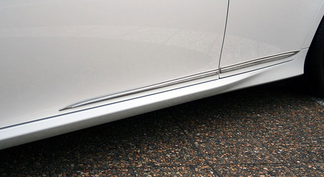 Lexus GS LX Mode Side Body Mouldings