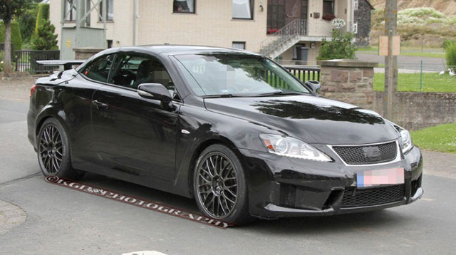 2014 Lexus IS F Convertible