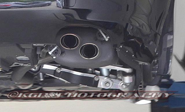 Lexus IS Rear Suspension Aluminum