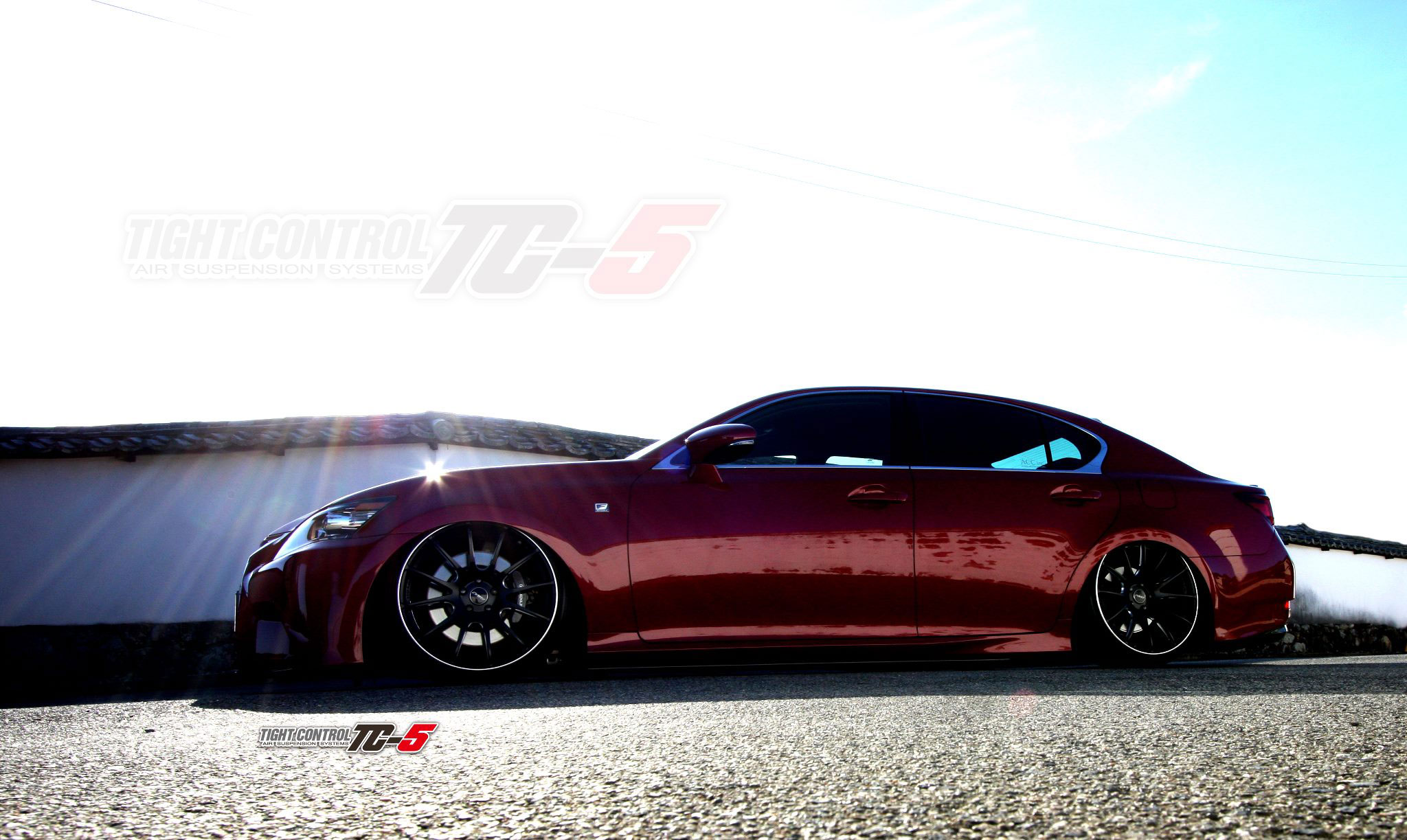 Slammed Lexus Gs With Air Suspension Lexus Enthusiast