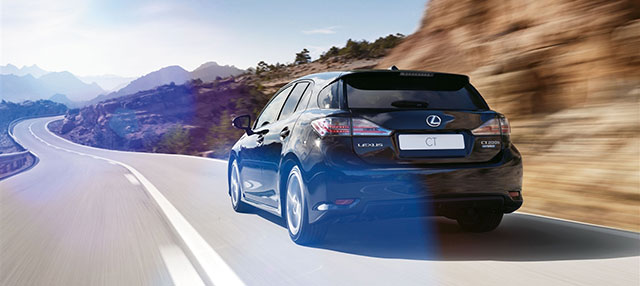 Lexus Europe Sales Update