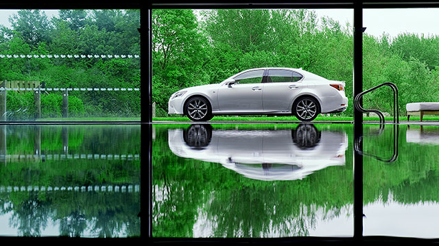 Lexus GS Desktop Wallpaper
