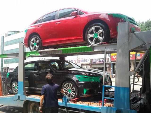 2013 Lexus LS Truck 1