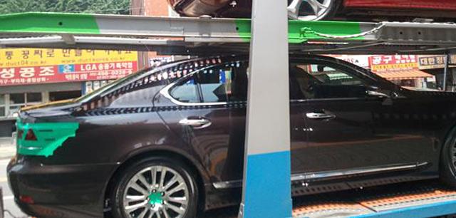 2013 Lexus LS Truck 3