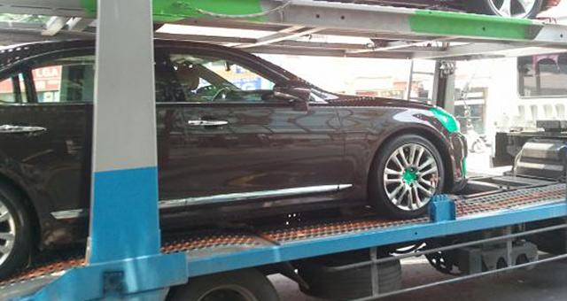 2013 Lexus LS Truck 4