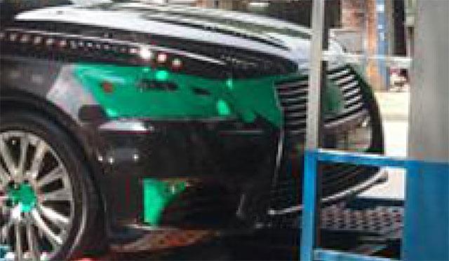 2013 Lexus LS Standard Front