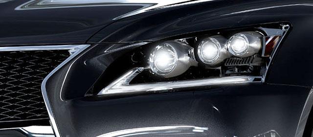 Lexus LS F SPORT Headlight