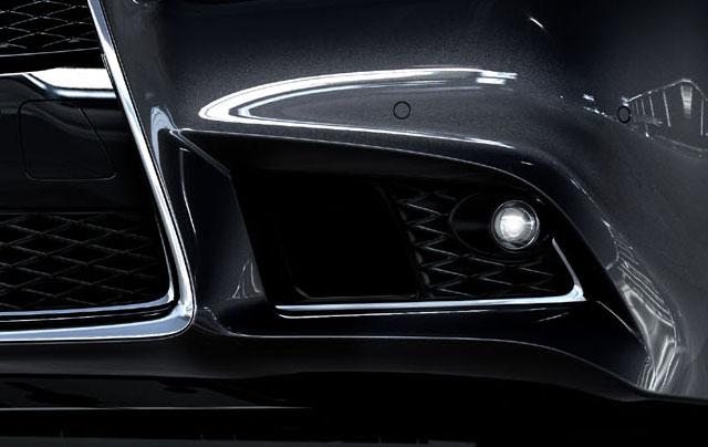 Lexus LS F SPORT Fog Lights