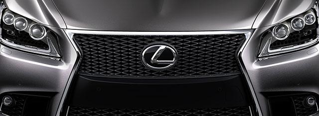2013 Lexus LS Face