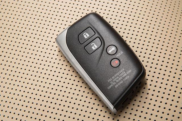 2013 Lexus LS Key