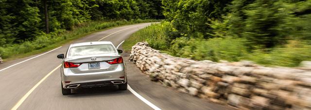Lexus GS Summer Trip