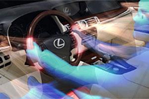 Lexus LS Climate Concierge