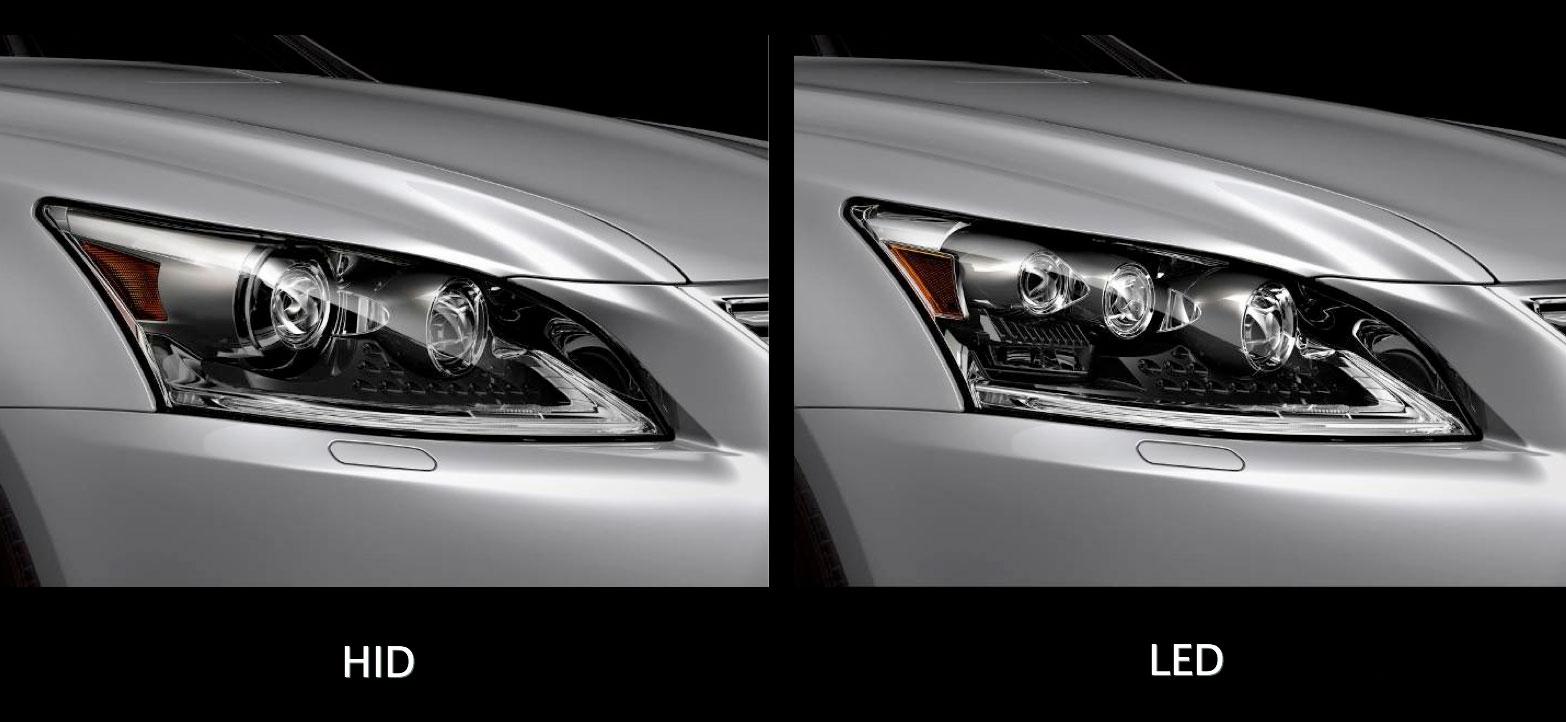 2013 Lexus LS Headlights & 2013 Lexus LS Preview | Lexus Enthusiast