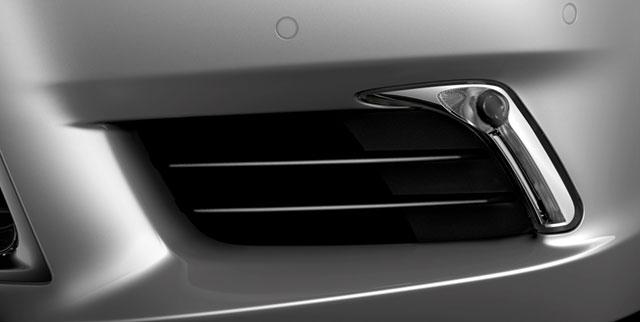2013 Lexus LS 460 Fog Lights
