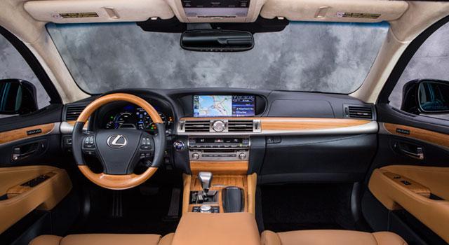 Lexus LS 460. price, modifications, pictures. MoiBibiki