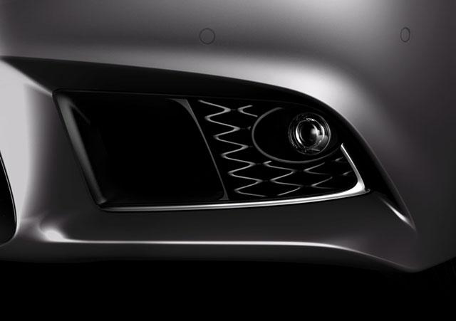 2013 Lexus LS F SPORT Fog Lights
