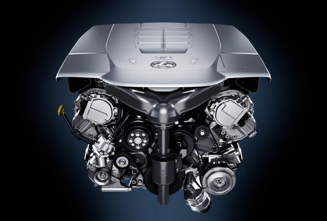 2013 Lexus LS F SPORT Sound Generator