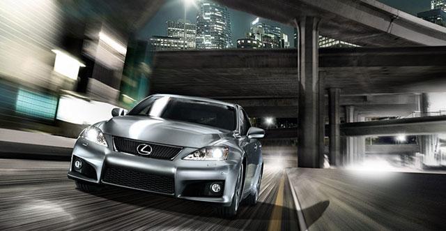 2013 Lexus IS F