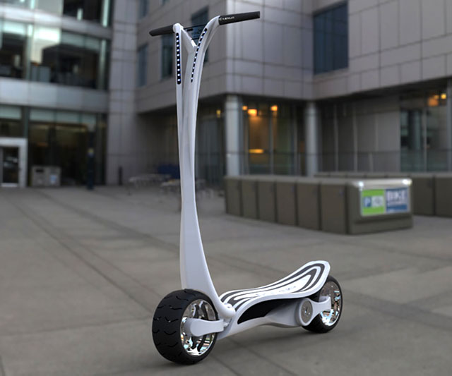 Lexus Electric Scooter