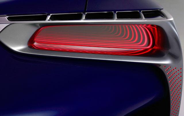 New Lexus LF-LC Concept