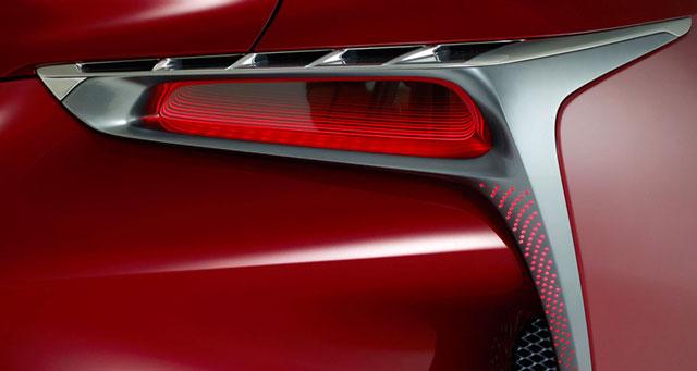 Original Lexus LF-LC Concept