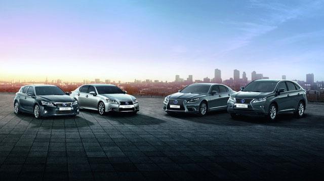 Lexus Family