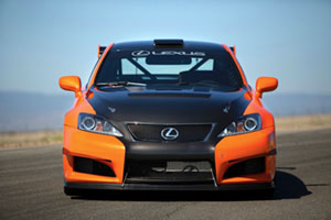 Lexus IS F CCS-R