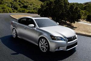 Lexus GS Autoweek