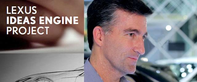 Andrew Kirby Lexus Ideas Engine