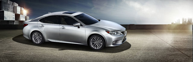 2013 Lexus ES Marketing Campaign