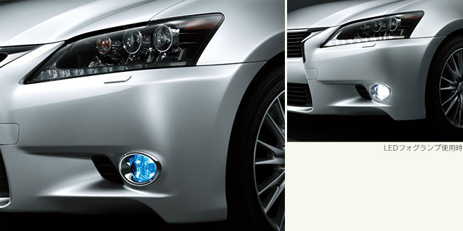 Lexus GS LED Foglights
