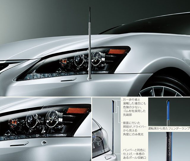 Lexus GS Parking Assist