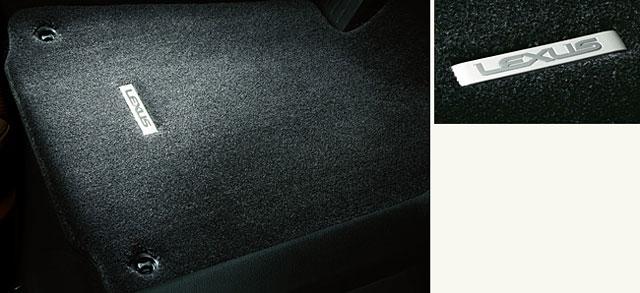 Premium Lexus GS Floor Mats