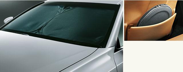Lexus GS Sunshade