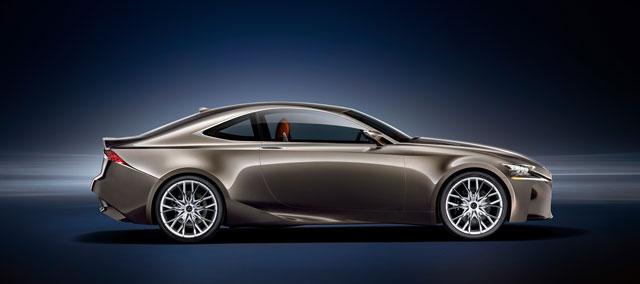 Lexus LF-CC Concept Poll