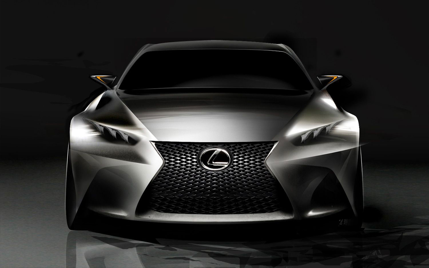 More Details on the Lexus LF-CC Coupe Concept | Lexus Enthusiast Lexus Enthusiast