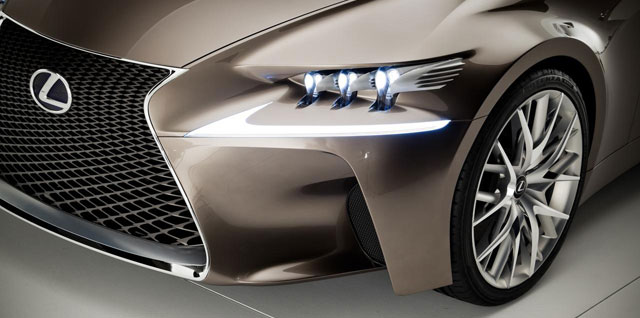 Lexus LF-CC Engine Speculation