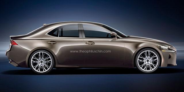 Lexus LF-CC Sedan