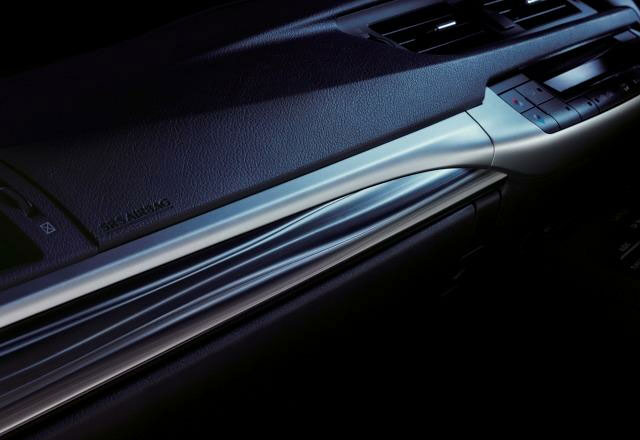 Lexus CT 200h Creative Textile Interior Trim