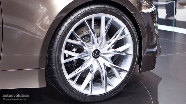 Lexus LF-CC Wheel