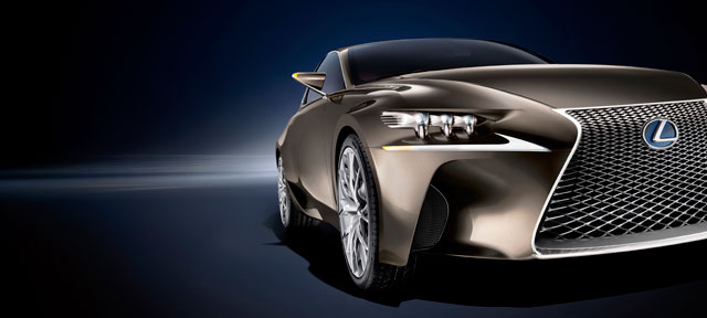 Lexus LF-CC Photo Gallery