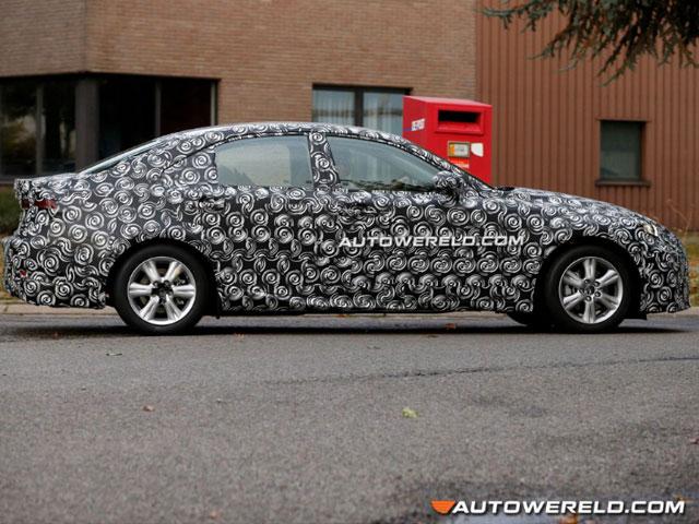 Lexus IS 2014 Swirl Side