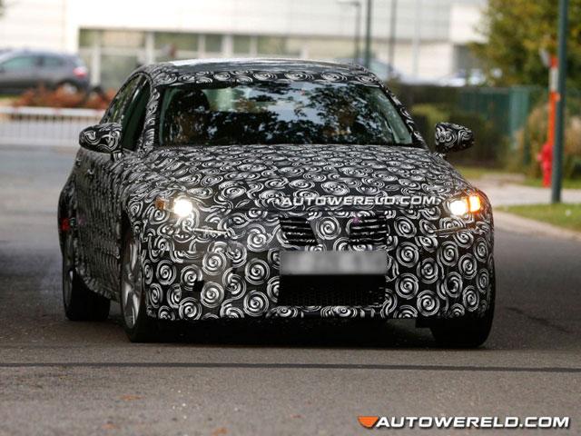 Lexus IS 2014 Swirl Front