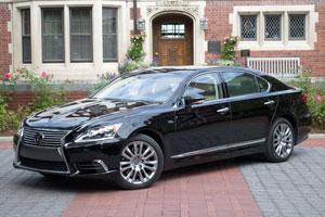 2013 Lexus LS 460L AWD