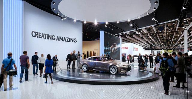 Lexus Europe Sales