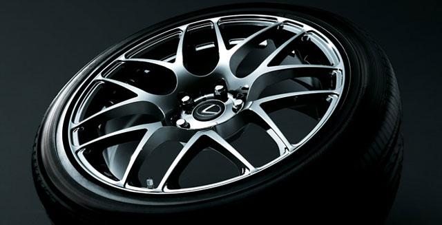 Lexus LS Modellista F SPORT Wheels