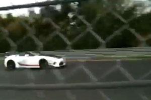 Lexus LFA AD-X Nürburgring