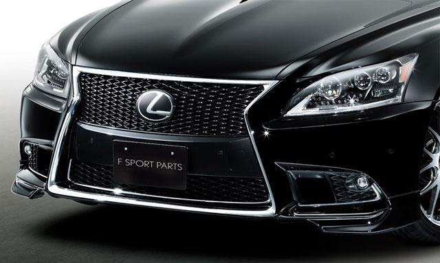 Lexus TRD LS F SPORT Grille
