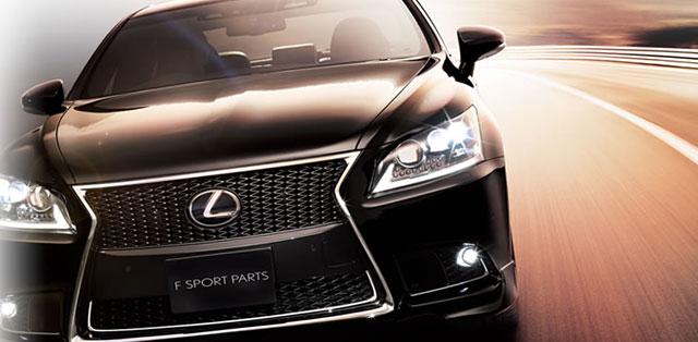 Lexus LS F SPORT TRD
