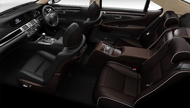 Lexus LS L-Select Presidential Suite